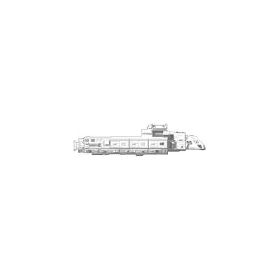 Small Deep Space Freighter