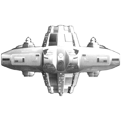 Golem Class Baseship