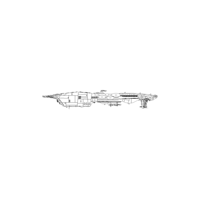 Gaurdian Class Destroyer